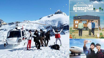 Trải nghiệm du lịch với 10 chương trình truyền hình thực tế Hàn Quốc