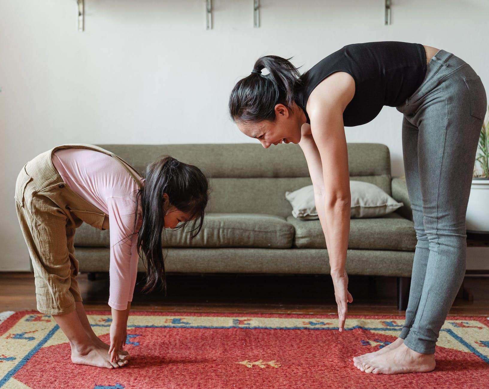 Tập thể dục cùng bạn