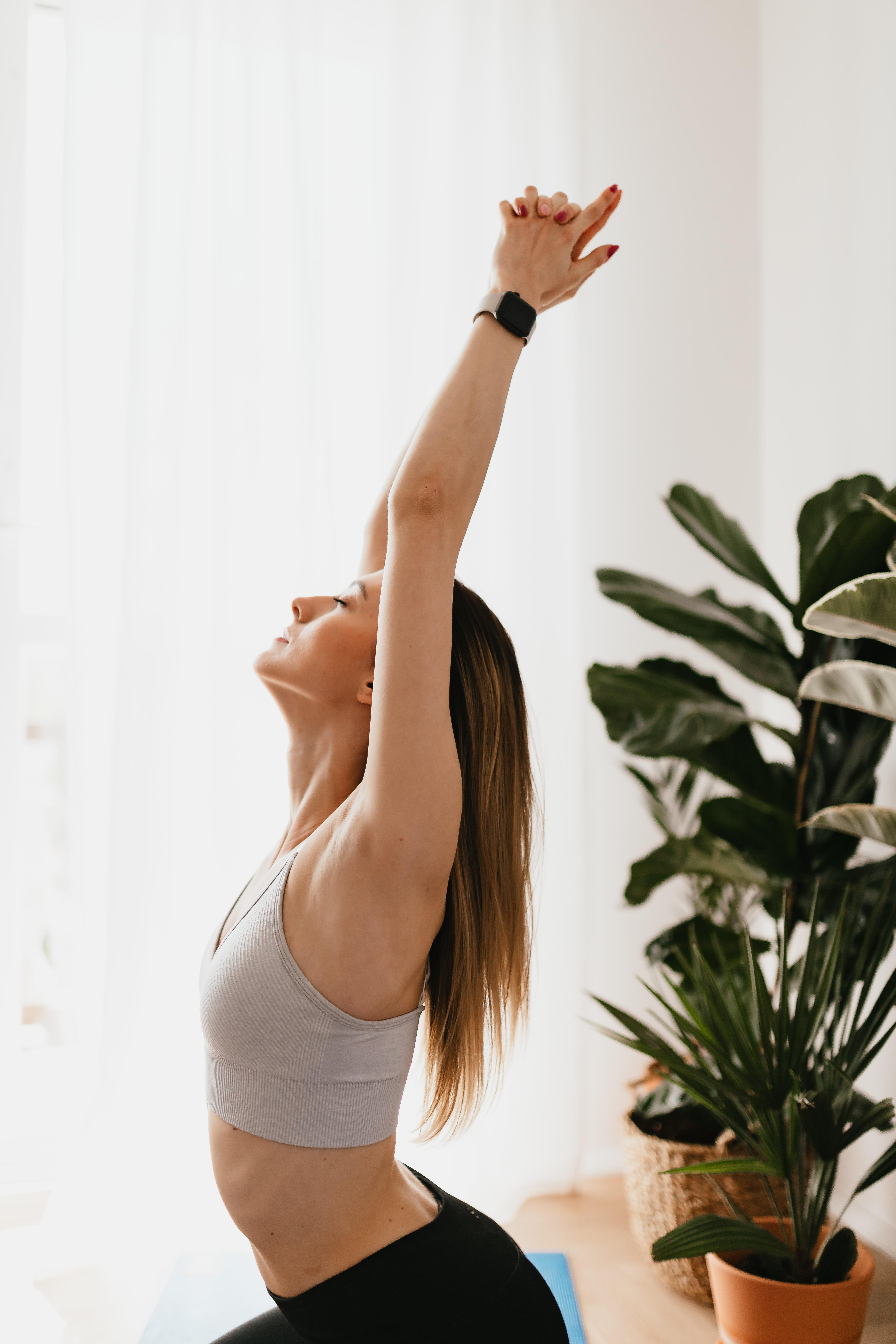 Tập thể dục kết hợp những thói quen lành mạnh
