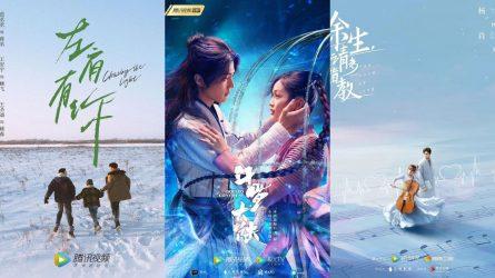 10 bộ phim Trung Quốc hứa hẹn sẽ khuấy động màn ảnh nhỏ 2021