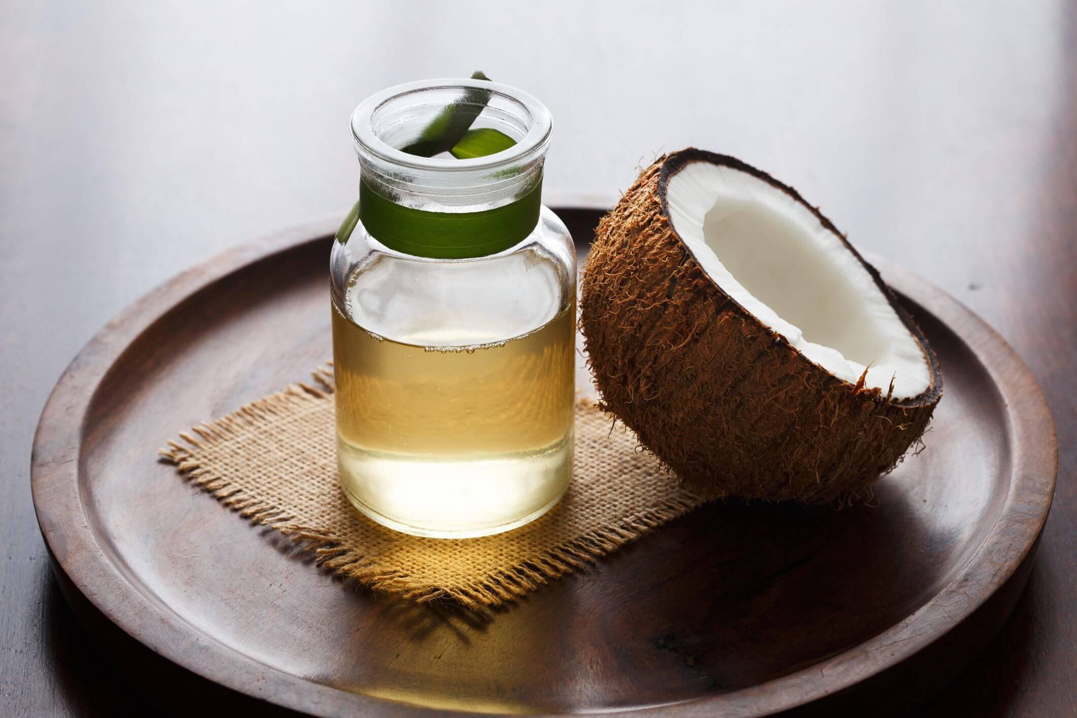 Thực phẩm dầu dừa