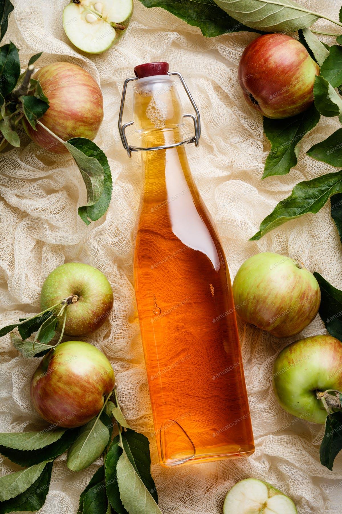 Thực phẩm giấm táo