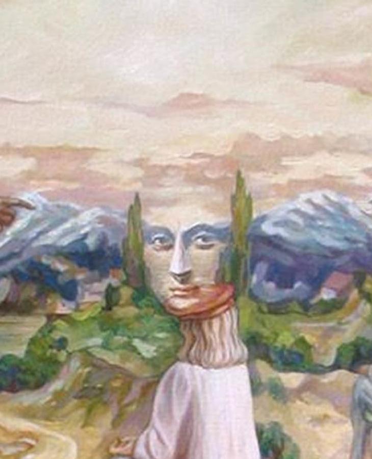 trắc nghiệm Ảnh Mona Lisa tiết lộ thiên tài bên trong bạn