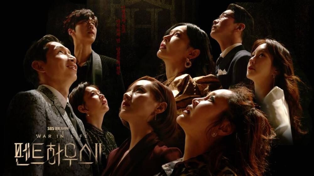 Phim Hàn The Penthouse 2
