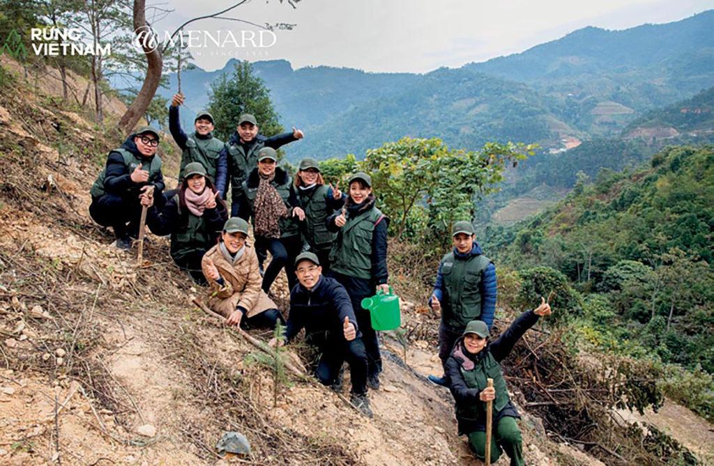 rừng Việt Nam bảo vệ môi trường