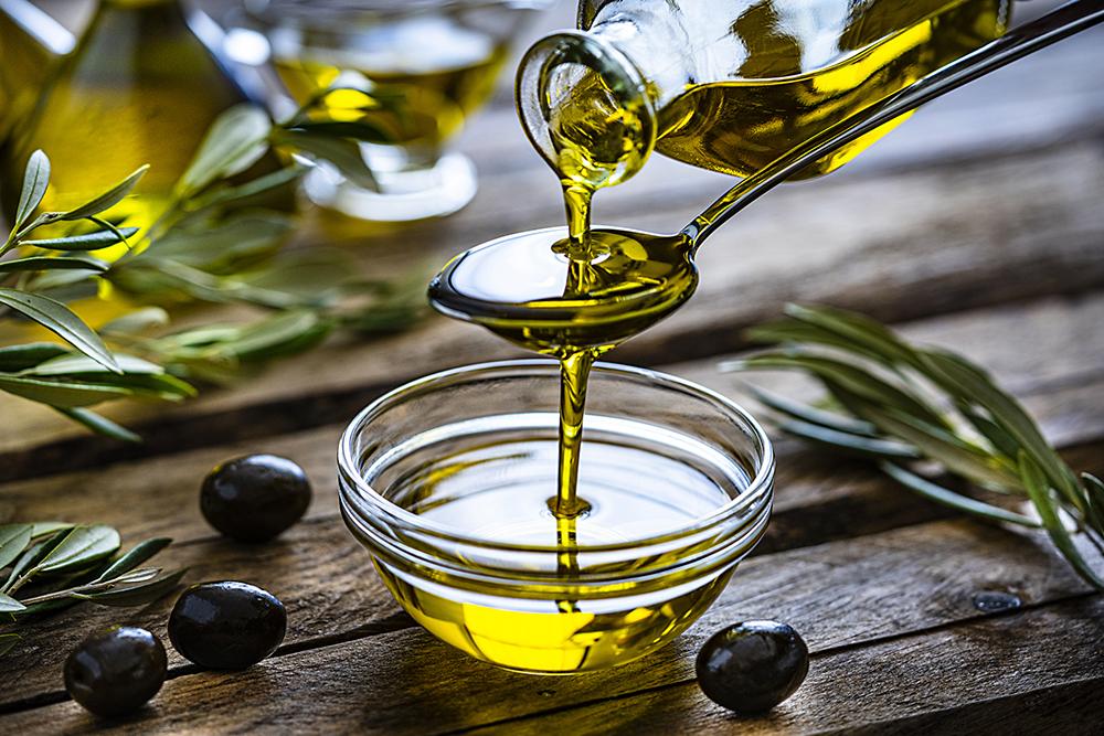Thực phẩm tốt cho cơ thể - dầu ôliu