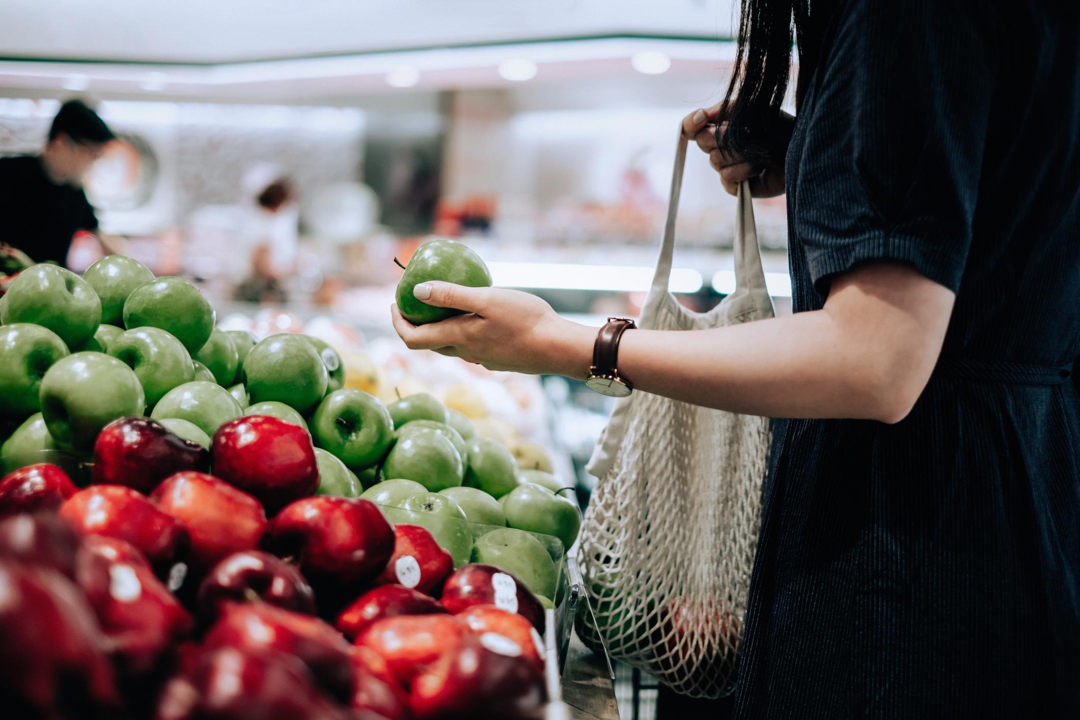 Thực phẩm giảm cholesterol - trái cây