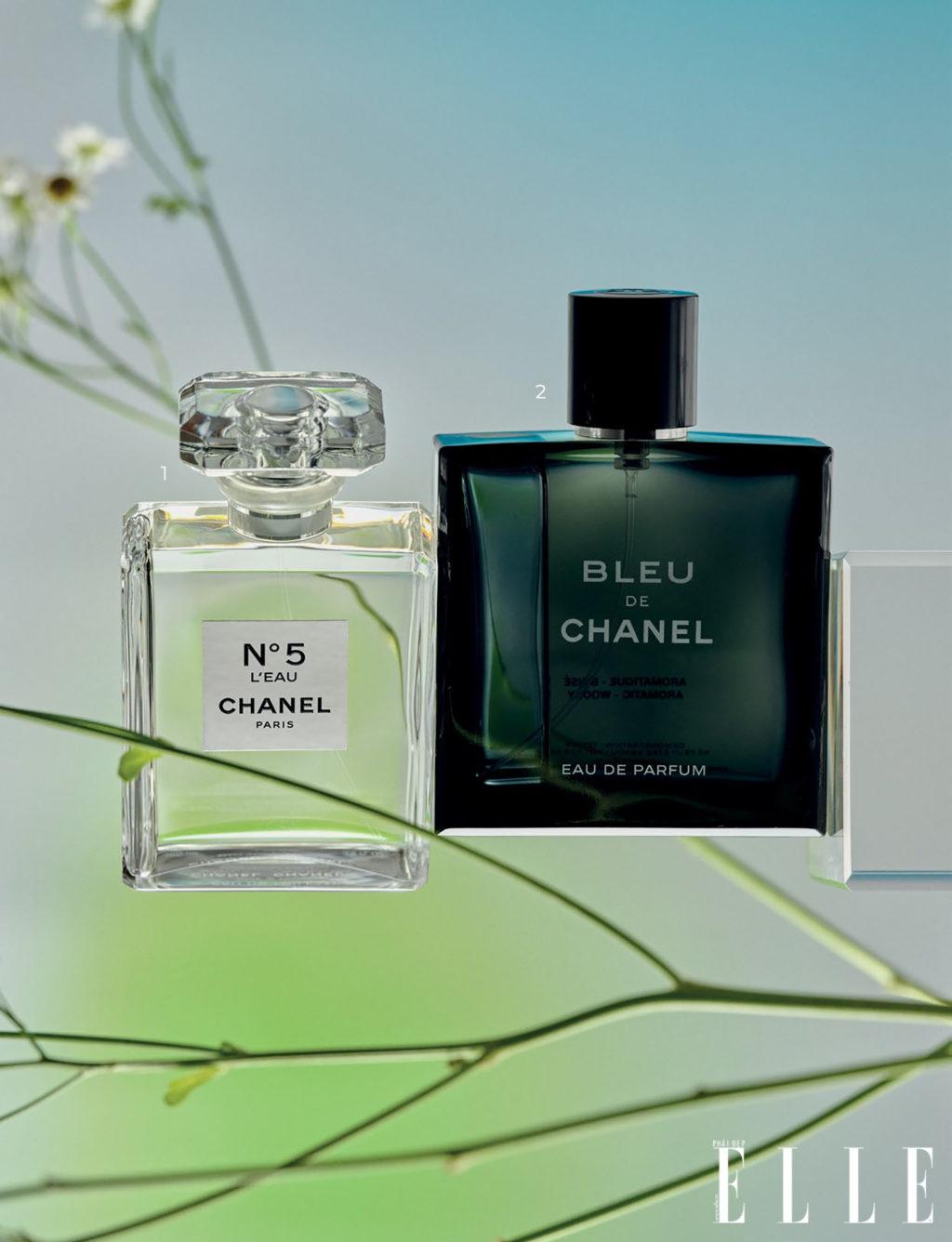 mùi hương đôi của thương hiệu Chanel
