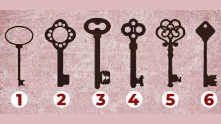 Trắc nghiệm: Chiếc chìa khóa bạn chọn nói lên điều gì?