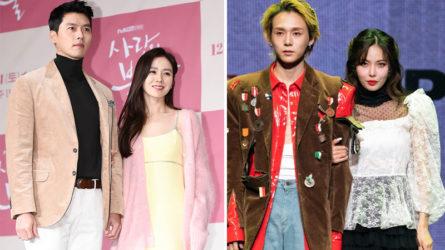 Phong cách thời trang đồng điệu của 4 cặp đôi được yêu thích nhất 2021