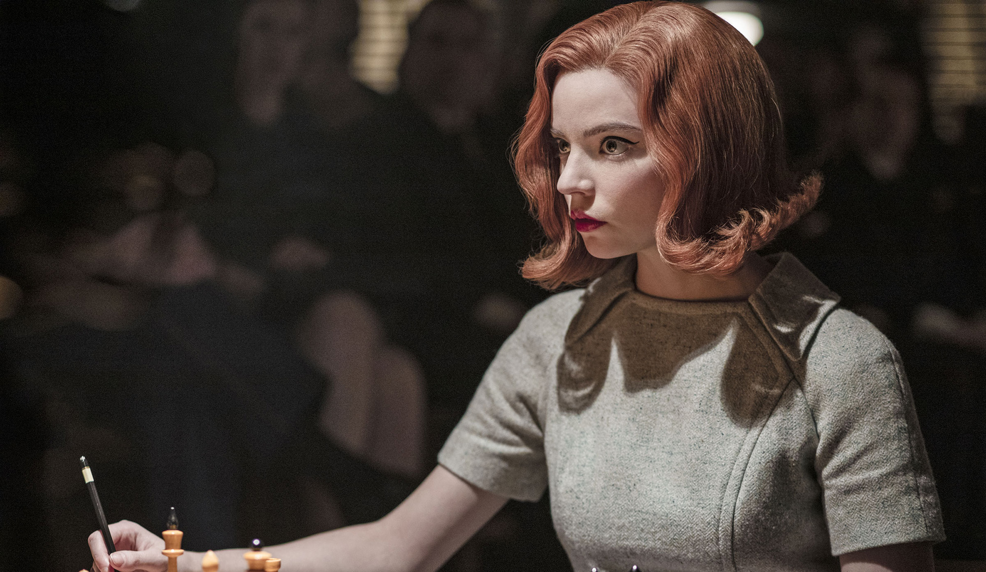 Anya Taylor Joy diễn viên The Queen Gambit