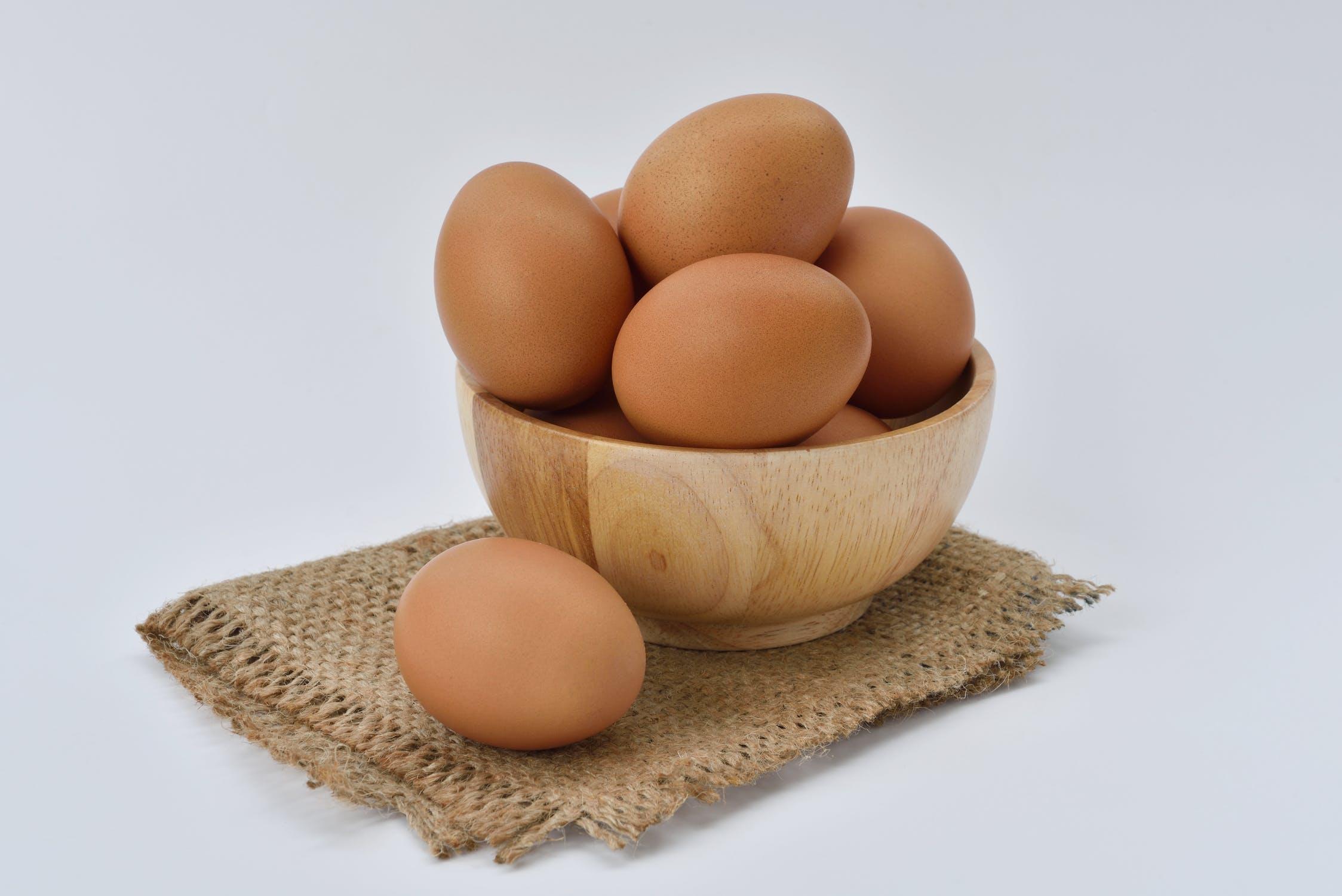 mặt nạ trứng