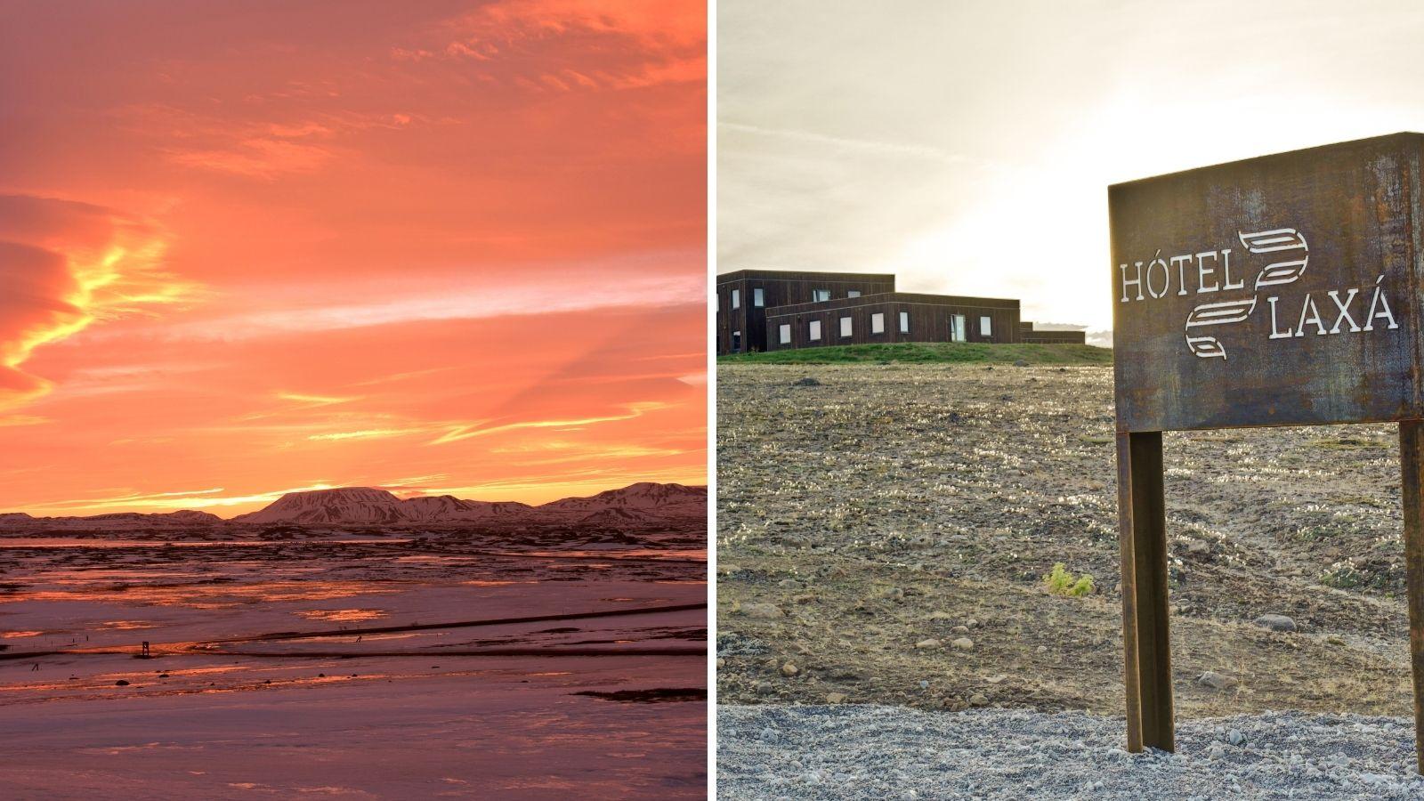 du lịch vùng đất lửa băng Mývatn Iceland
