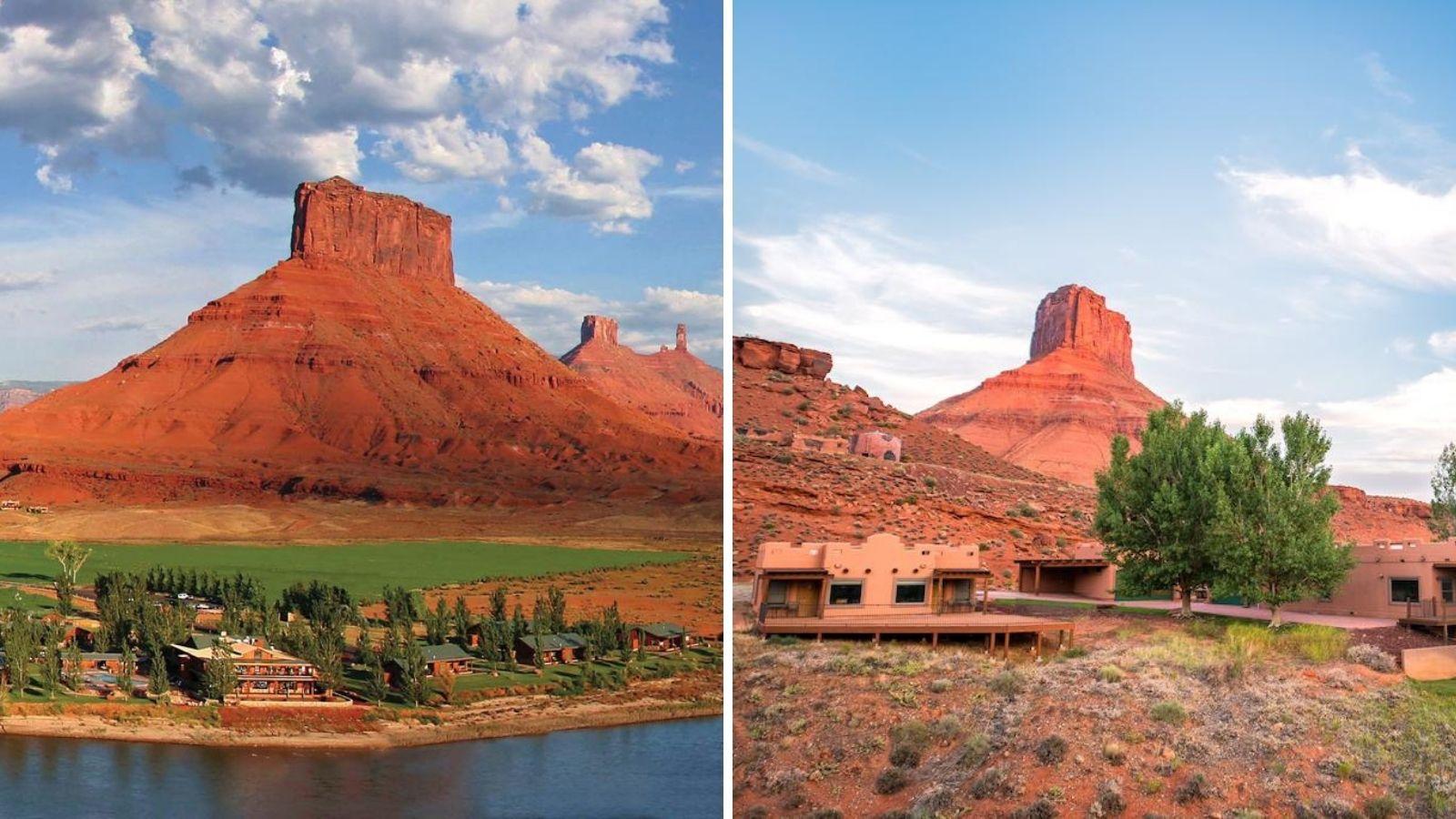 du lịch Moab Mỹ điểm đến du lịch đẹp như hành tinh lạ