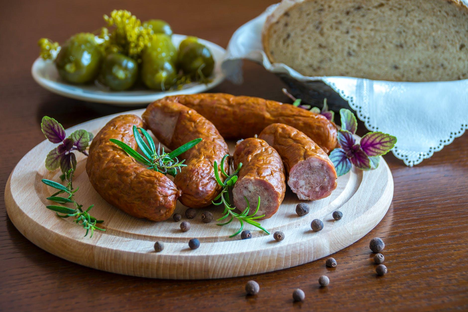 Thịt chế biến là thực phẩm không tốt cho sức khỏe