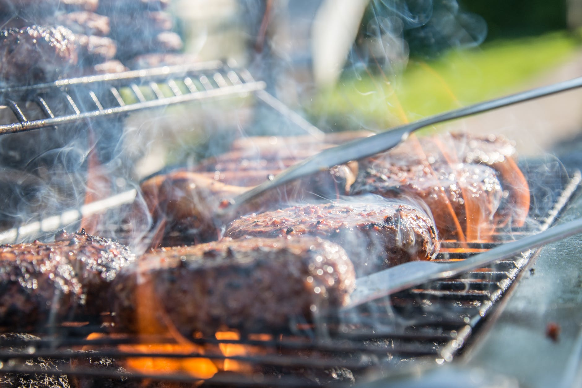 Thịt nướng là thực phẩm không tốt cho sức khỏe