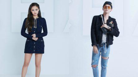 G-Dragon và Jennie - Những điểm chung thăng hoa trong thời trang