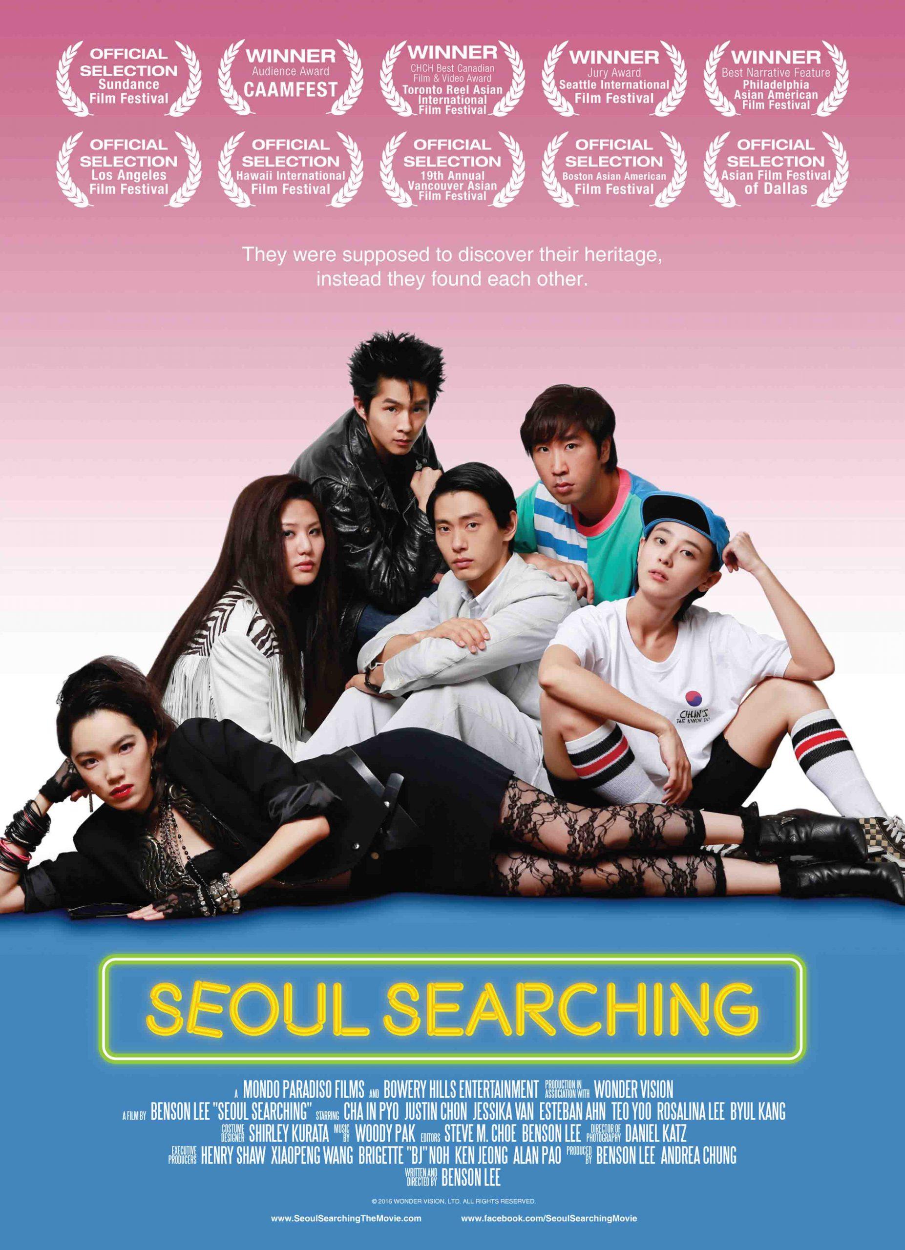 phim hàn SEOUL SEARCHING (2015)