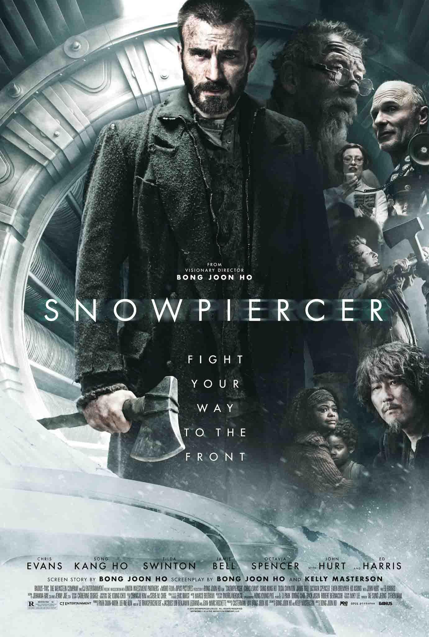 phim hàn SNOWPIERCER (2013)