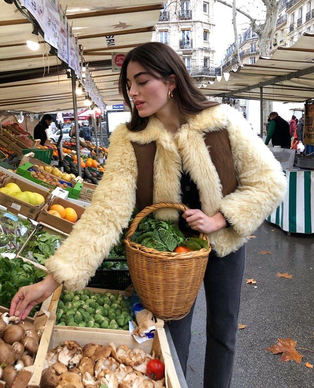 Phụ nữ Pháp luôn ăn thực phẩm nguyên chất