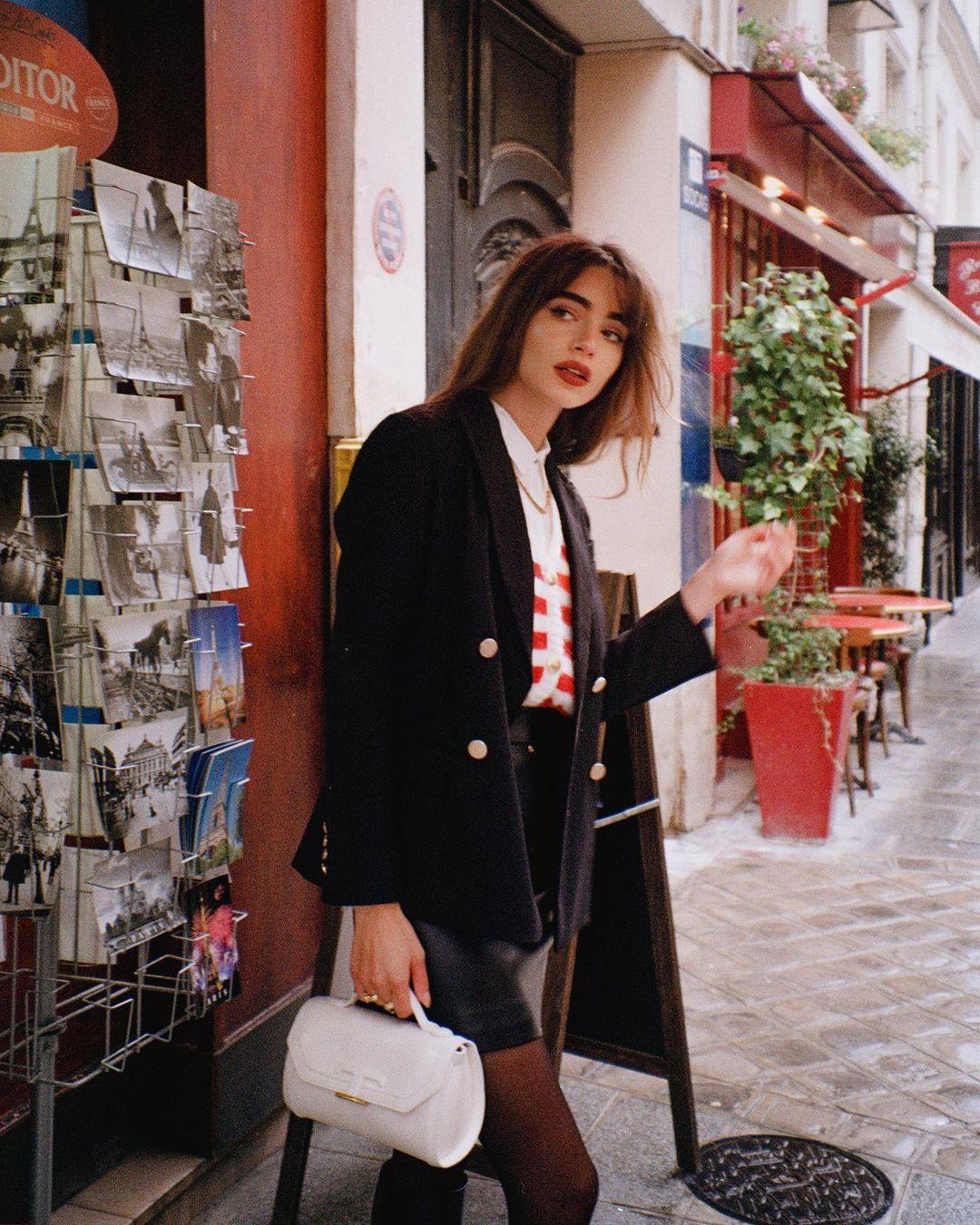 Phụ nữ Pháp sở hữu vẻ ngoài đậm chất thơ
