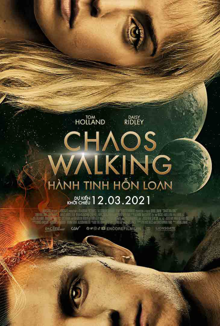 phim chiếu rạp Chaos Walking