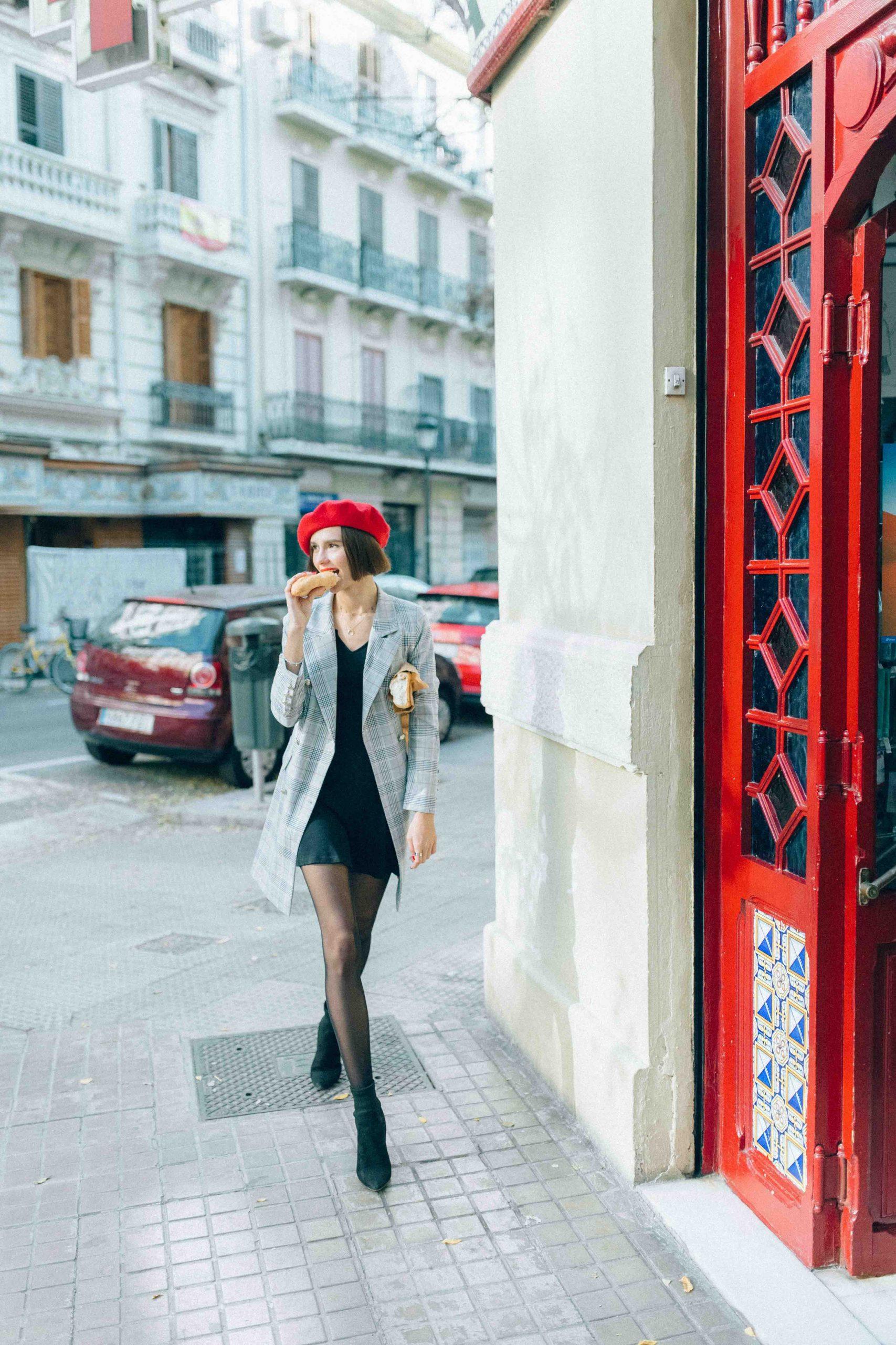 phong cách sống của cô gái Pháp