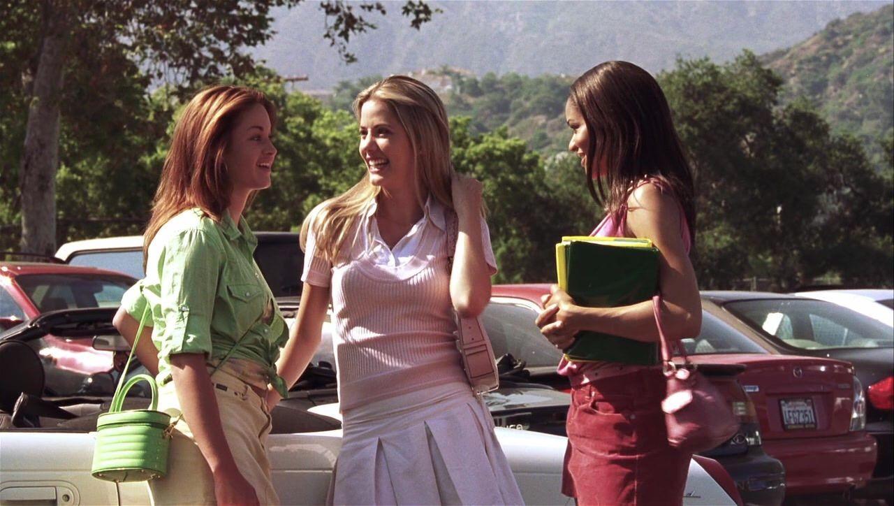thời trang thập niên 2000s