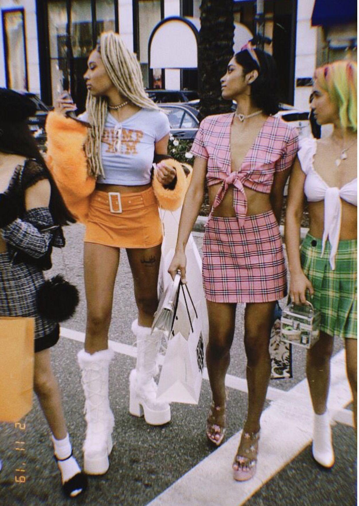 phong cách những năm 2000s