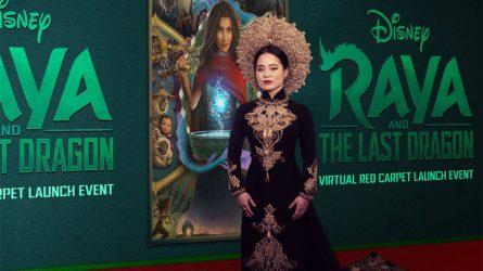 Thông điệp thời trang của Công chúa Disney gốc Việt Kelly Marie Trần