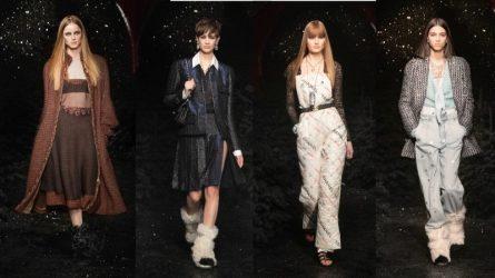 Chanel Thu - Đông 2021: Mùa Đông của thời trang giữa lòng Paris