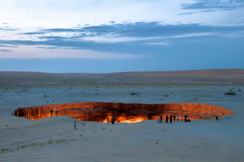 hình ảnh đẹp cổng địa ngục