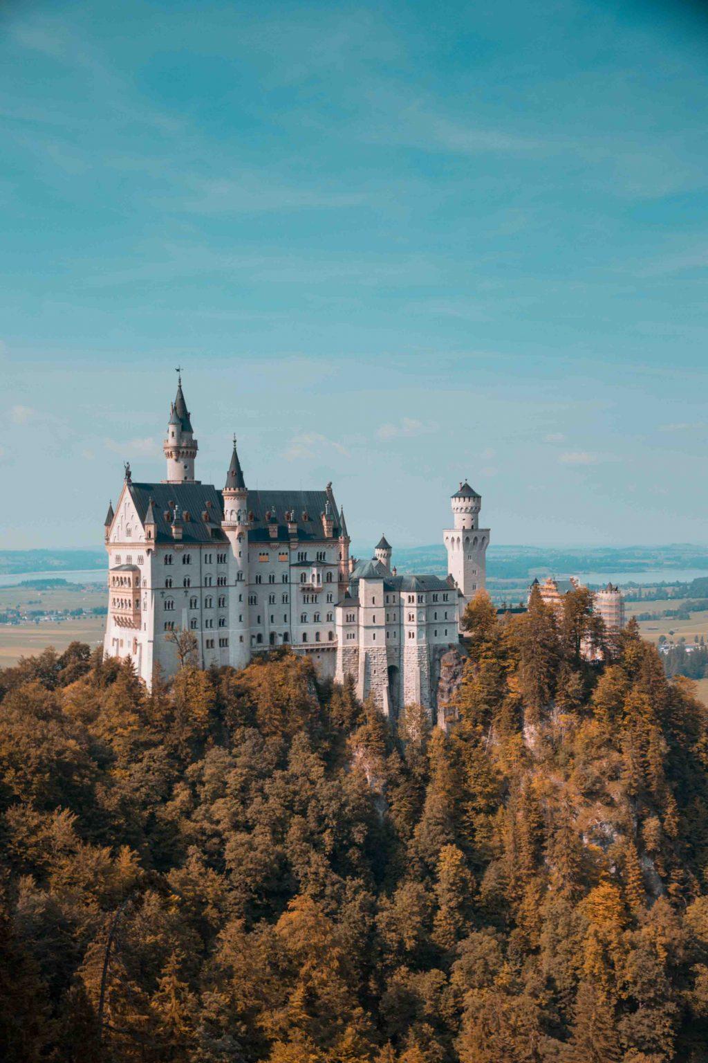 hình ảnh đẹp Neuschwanstein