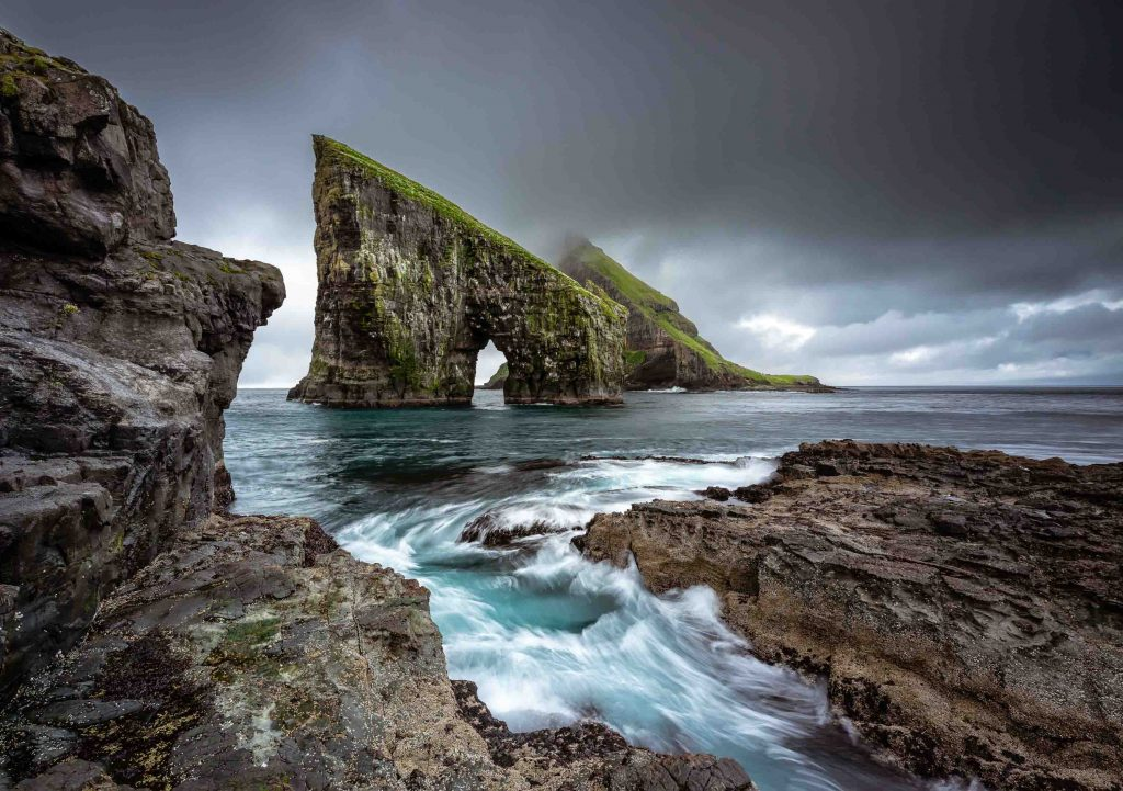 hình ảnh đẹp đảo Vagar
