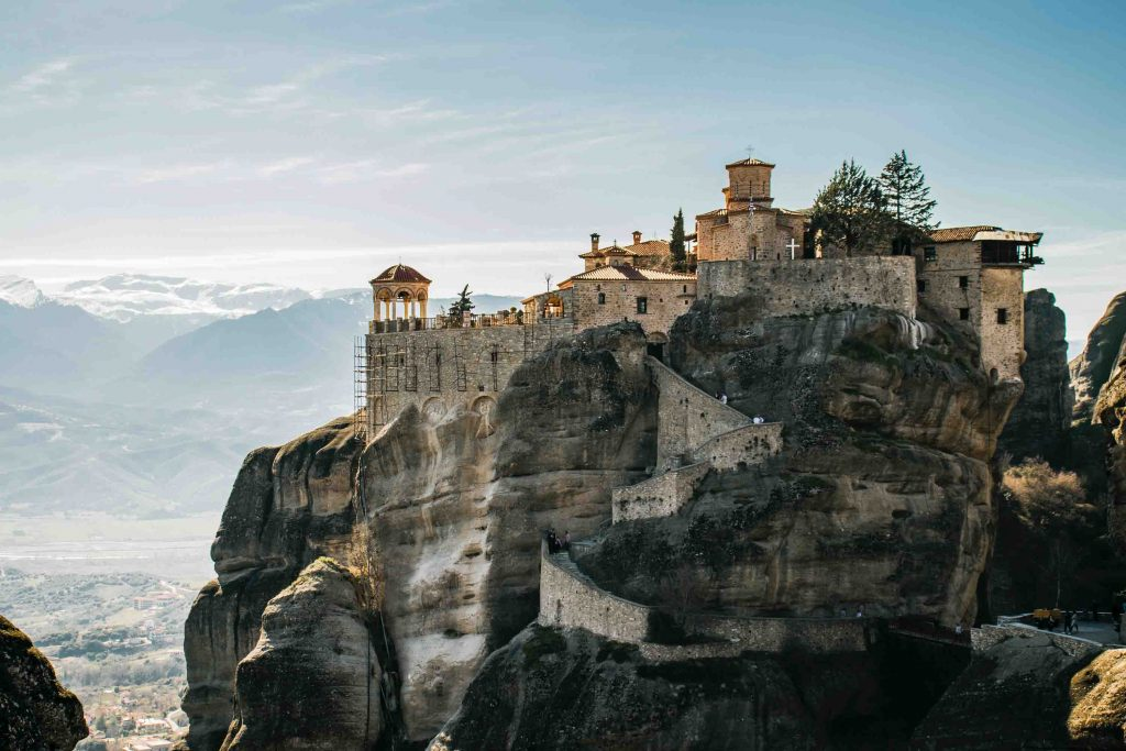 hình ảnh đẹp Meteora