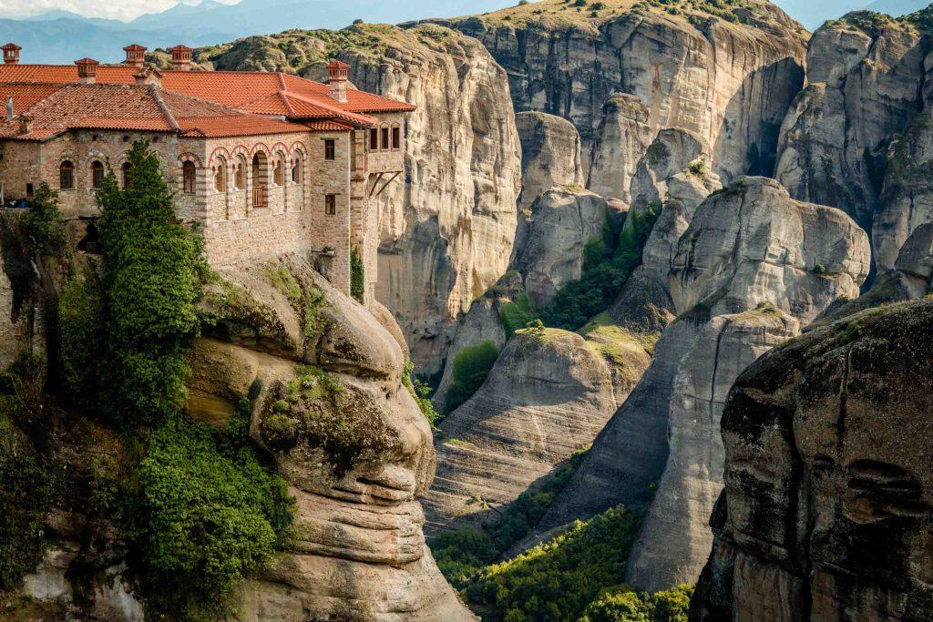 hình ảnh đẹp của Meteora