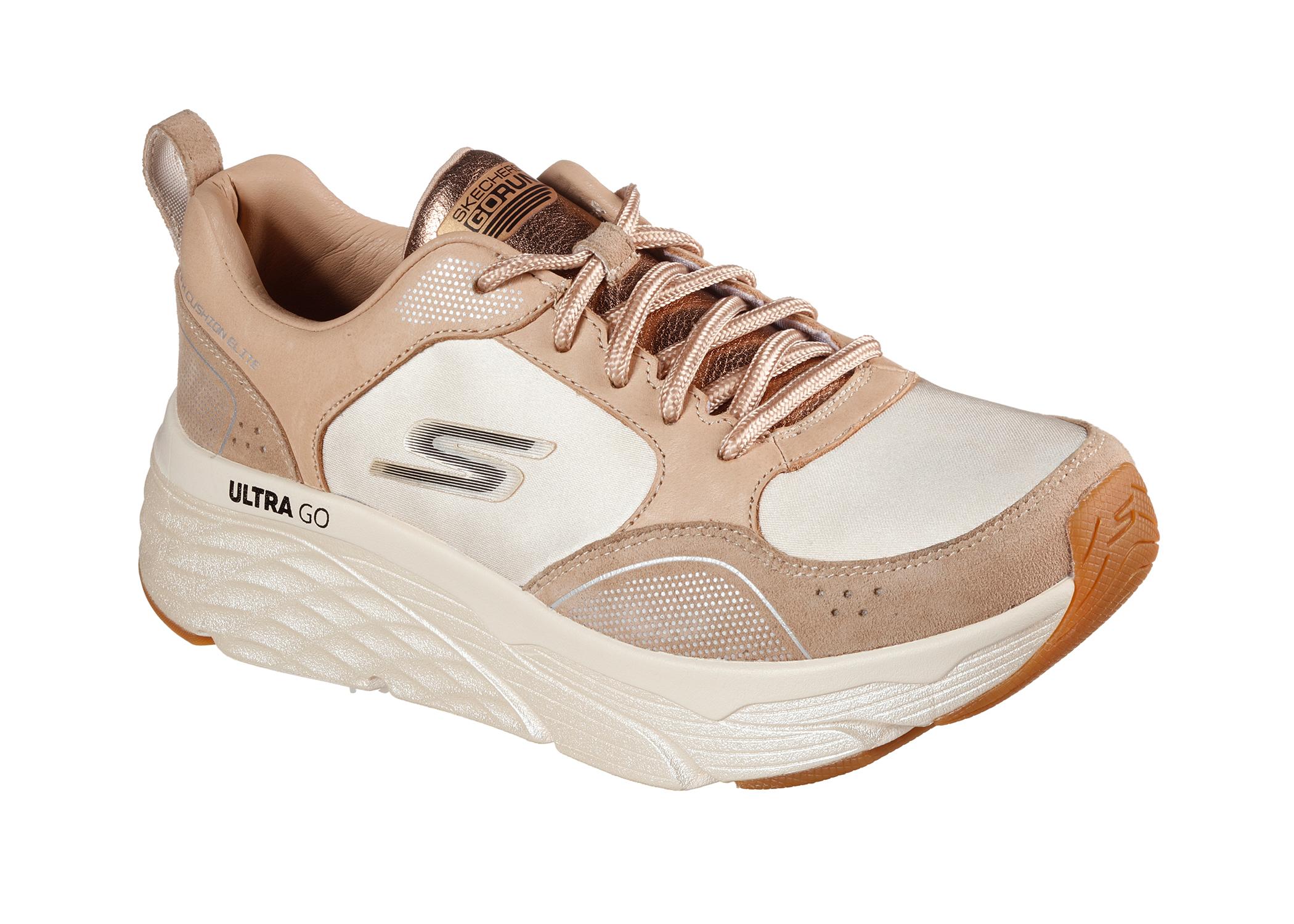giày skechers màu nude