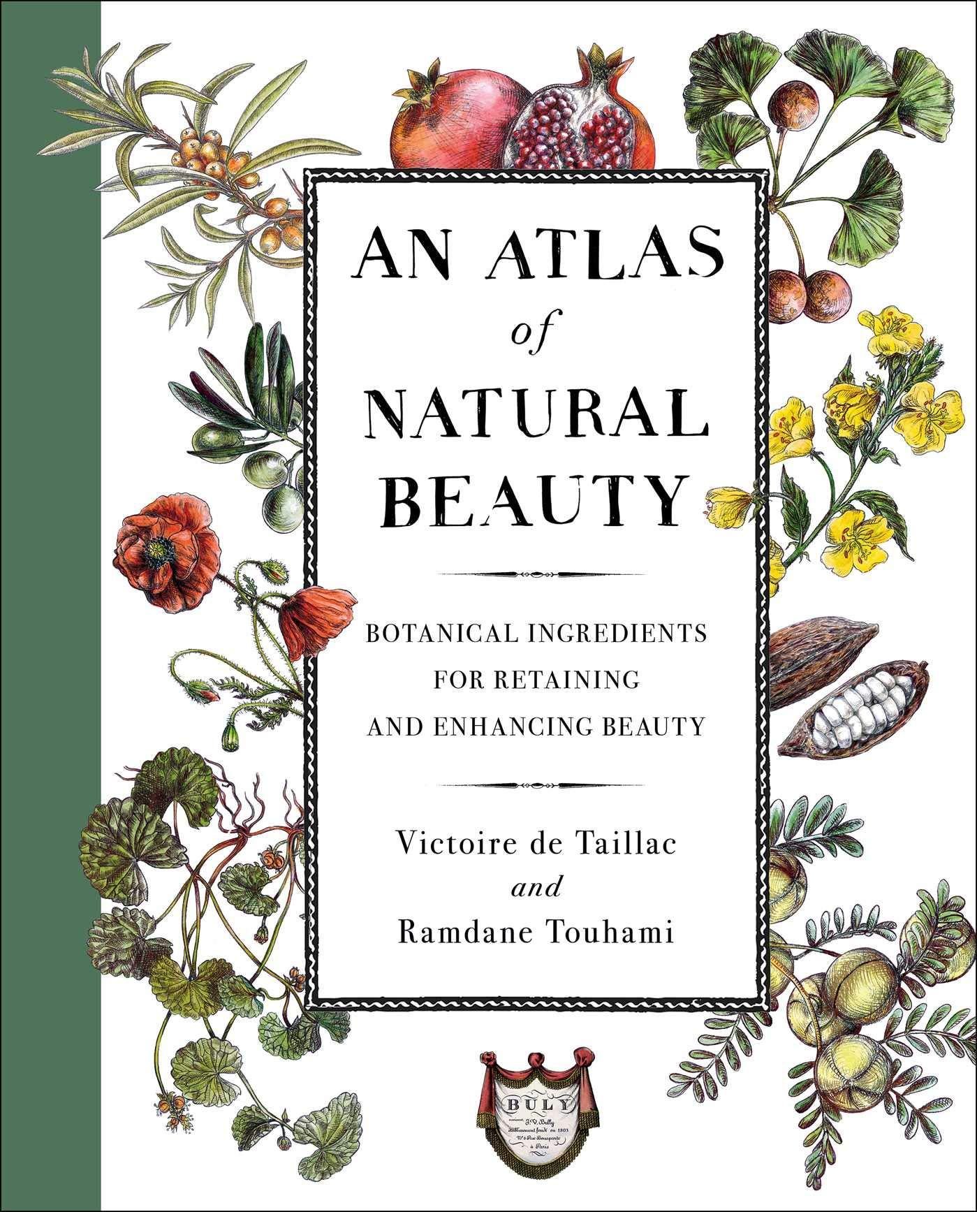 sách làm đẹp an atlas of natural beauty
