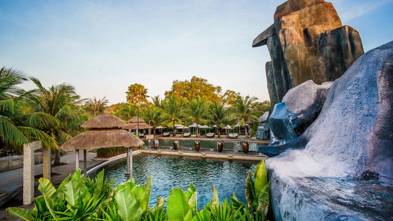 Du lịch Hồ Tràm - Suối nước nóng Bình Châu