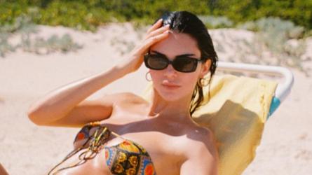 Bí quyết giúp bạn sở hữu cơ bụng quyến rũ như Kendall Jenner