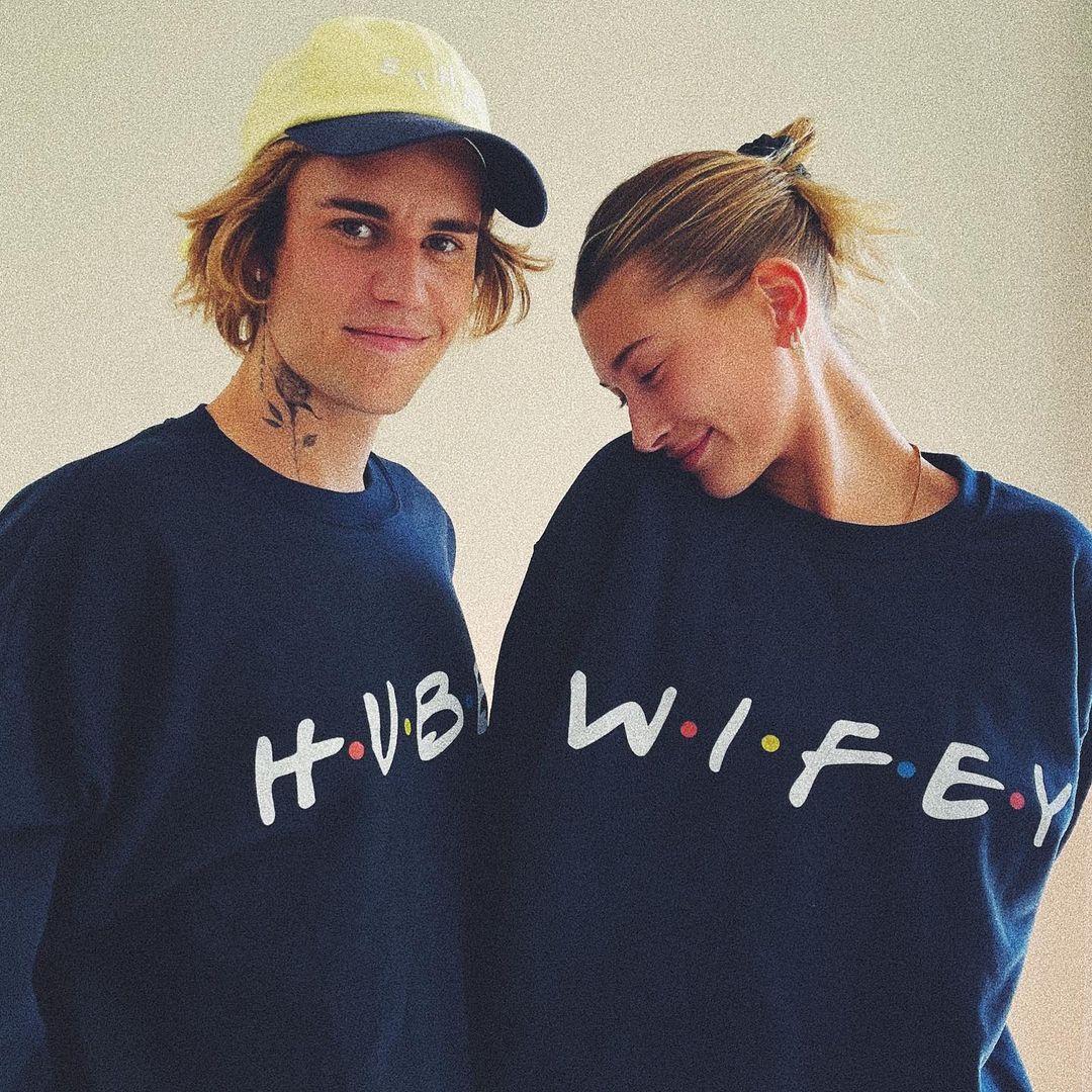 Justin Bieber và vợ