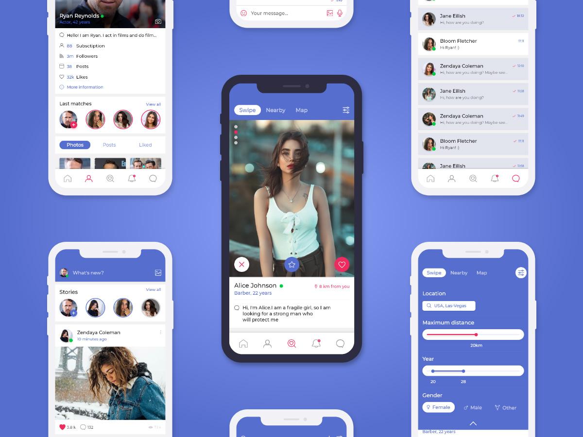 cách xây dựng hồ sơ hẹn hò facebook dating