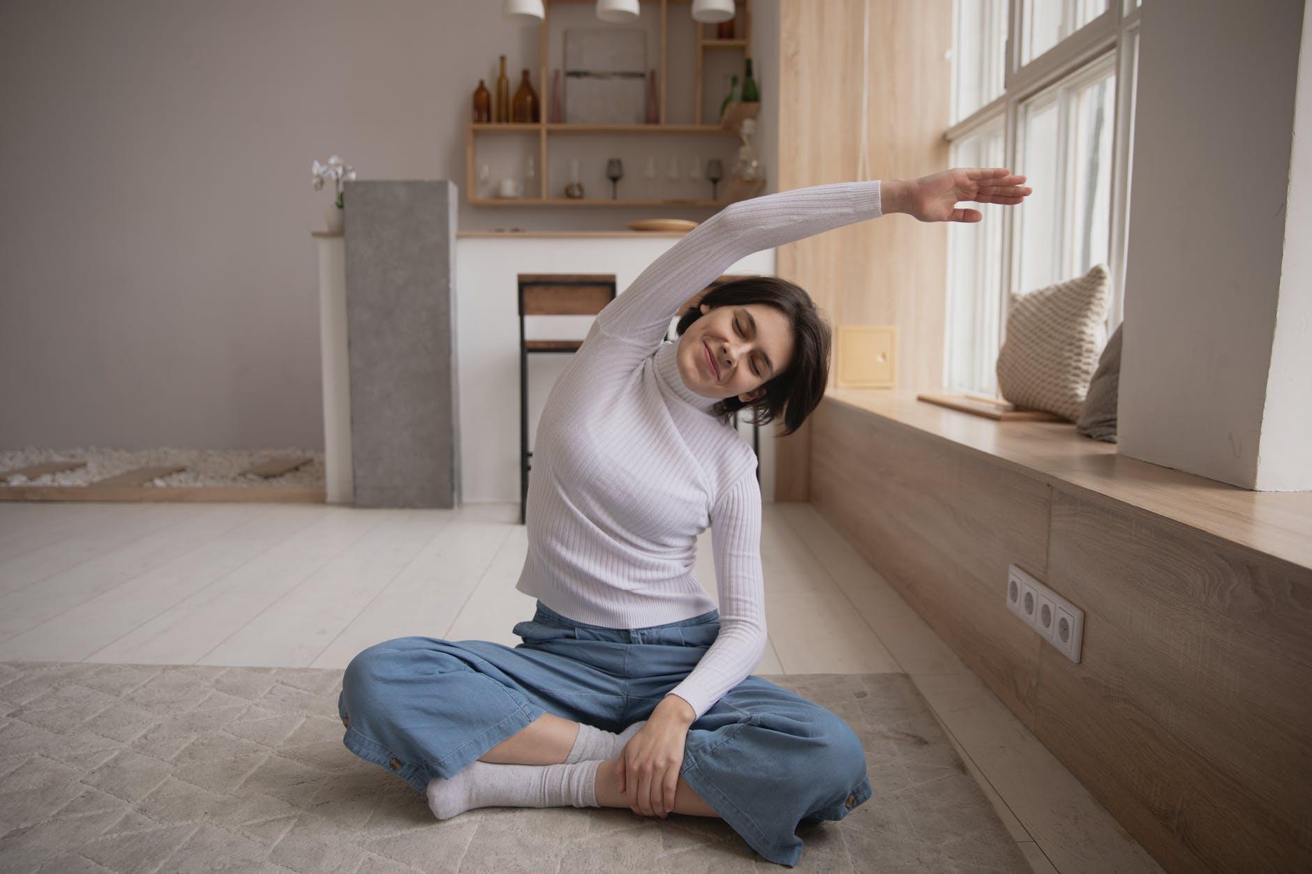 Động tác lường yoga giúp bạn bắt đầu ngày mới hiệu quả