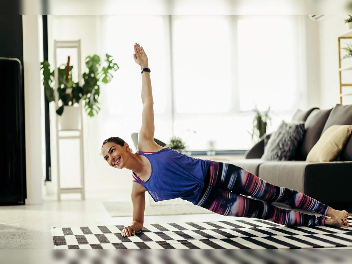 Thực hiện side plank để có cơ bụng như Kendall Jenner