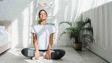 Những động tác yoga giúp bạn bắt đầu một ngày mới hiệu quả