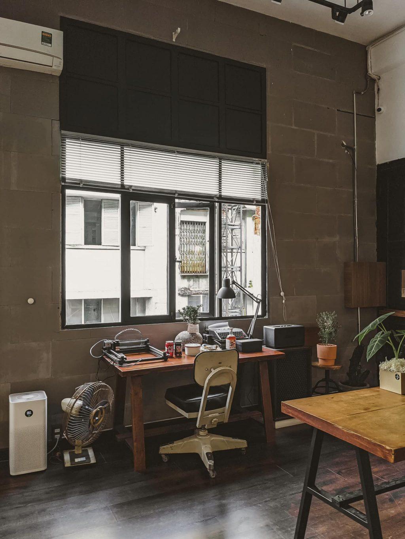 địa điểm quán cà phê tay mơ space 1