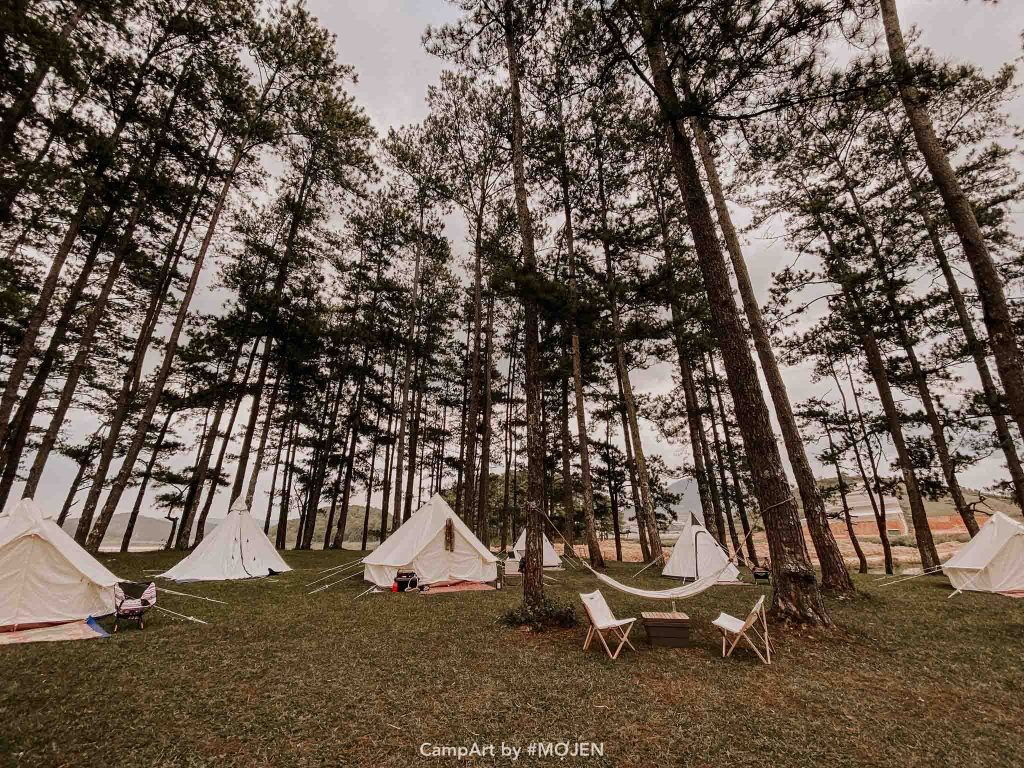 địa điểm campart by mợ jen 1