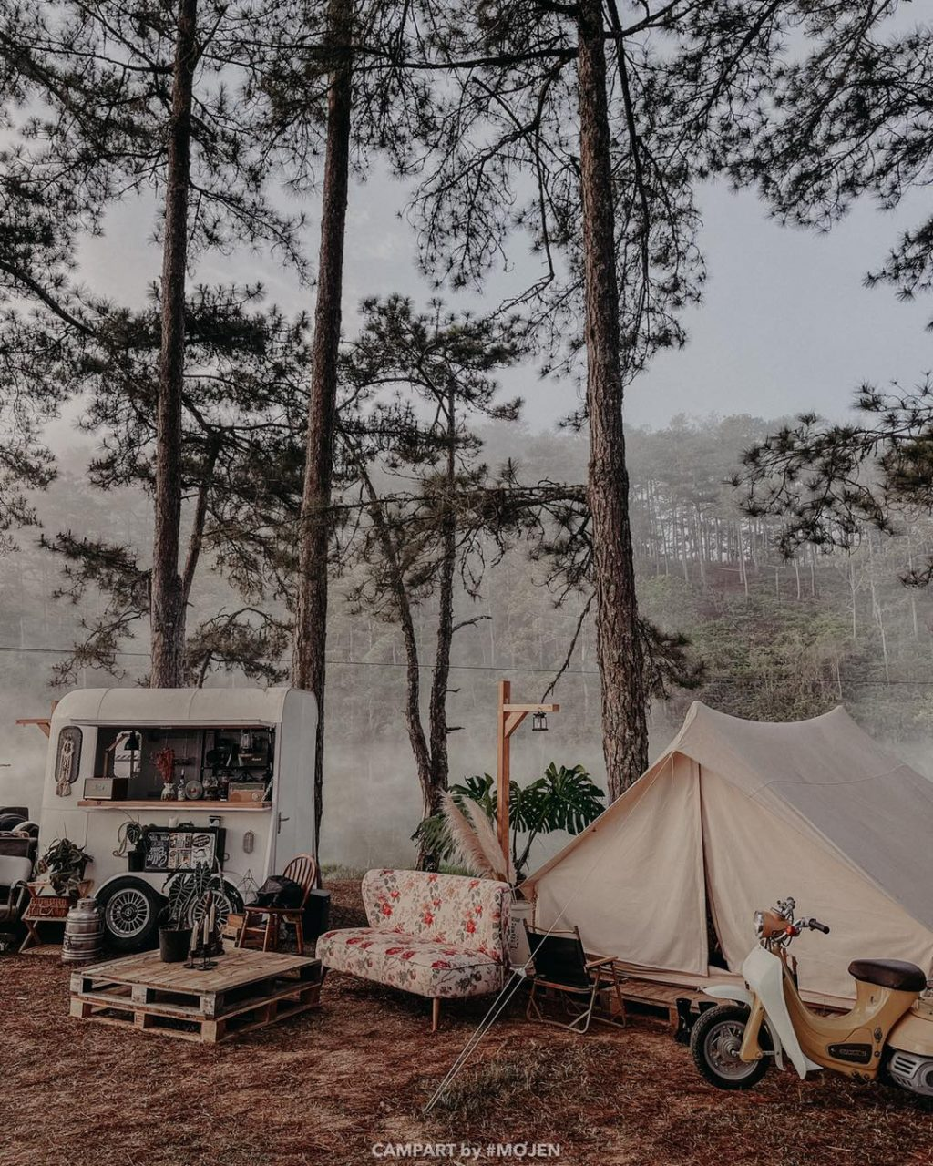 địa điểm campart by mợ jen 2