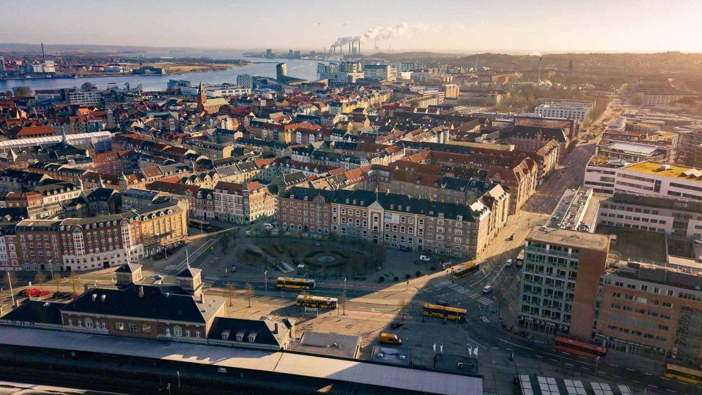 thành phố châu Âu Aalborg