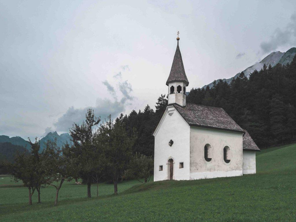 thành phố châu Âu Innsbruck